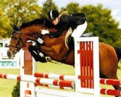 dressage horse Notre Plaisir (German Riding Pony, 1997, from Notre Beau)