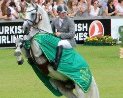 jumper L B Convall (Holsteiner, 2007, from Colman)
