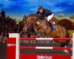jumper Cornet's Prinz (Westphalian, 2005, from Cornet Obolensky)