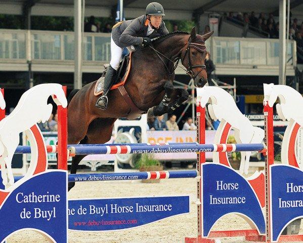 jumper Semeli (Holsteiner, 2011, from Diamant de Semilly)